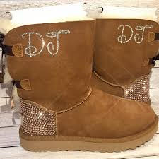 Bling Ugg Boots Crystal Ugg Boots Bling Snow Boots