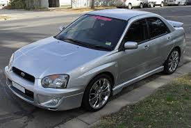 subaru rsti wagon 2004 subaru impreza 2 5 rs sport wagon automatic us related