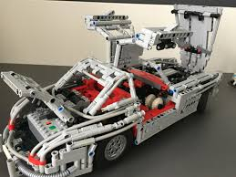 lego jeep wrangler instructions lego moc 4227 mercedes benz 300sl u002754 gullwing technic u003e model