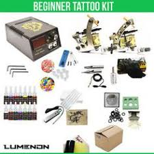 grinder tattoo kit by pirate face tattoo 4 tattoo machine guns