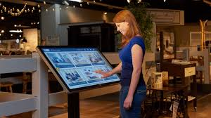 touch the future of in store retail raconteur
