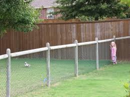 triyae com u003d backyard fence ideas for dogs various design