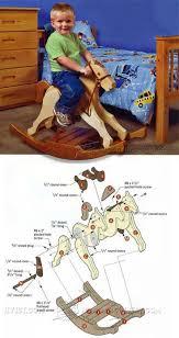Rocking Horse High Chair Best 25 Rocking Horse Plans Ideas On Pinterest Wood Rocking