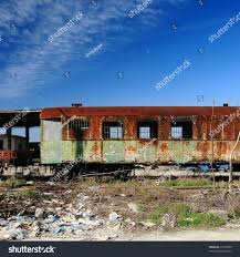 rusty train old rusty train cars stock photo 18149590 shutterstock