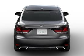 lexus sedan ls 2013 new photo gallery of 2013 lexus ls460 and ls460 f sport sedans