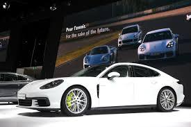 Porsche Panamera E Hybrid - the evolution of the porsche panamera plug in e hybrid