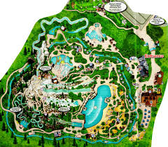 Disney World Hotels Map by Disney Blizzard Beach Water Park Vacation Pictures Disney World