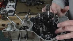 am6 gearbox assembly step by step youtube