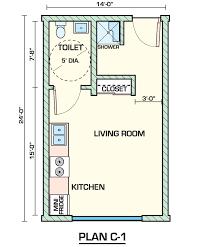 university student housing floor plans