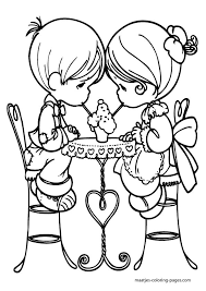 80 best valentine u0027s coloring pages images on pinterest drawings