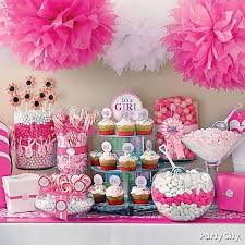 baby shower girl decorations table decorations for baby shower girl baby girl shower ideas baby