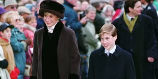 the queen protected the princes after diana u0027s death william and