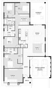 3 Bedroom House Plans Nz L Shaped One Story House Plans Internetunblock Us