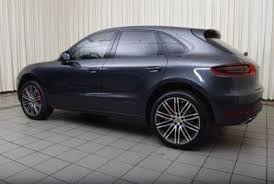 porsche macan sunroof black porsche in arizona for sale used cars on buysellsearch