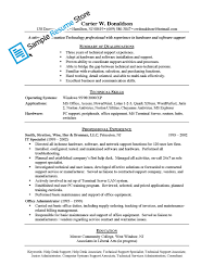 Resume Sample Technical Support by Computer Help Desk Resume Free Resume Example And Writing Download