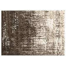Viera Area Rug Viera Rug Ivory Brown Levenger