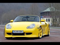 custom porsche boxster 2004 porsche boxster widebody by techart front 1600x1200 wallpaper