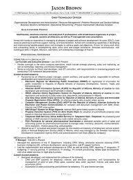 Information Technology Resume Objective Information Technology Resume Examples