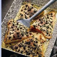 cuisiner des ailes de raie recette ailes de raie aux câpres toutes les recettes allrecipes