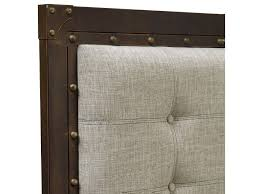 fashion bed group upholstered headboards and beds b70515 queen