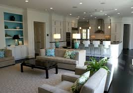 kitchen sofa furniture design ideas for kitchen family room combinations with rack and sofa