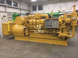 used gas generators for sale all power solution