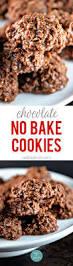 Easy No Bake Halloween Treats Best 25 No Bake Treats Ideas On Pinterest Baking Chocolate Chip