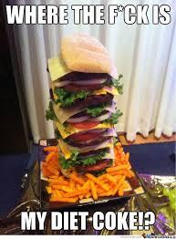 On A Diet Meme - i m on a diet by yuval meme center