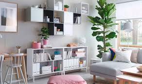 muebles salon ikea cómo ordenar el salón con muebles ikea decoración hogar