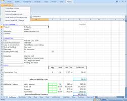 Siding Estimate Template by Home Cost Estimator For Excel Home Cost Estimator