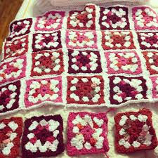 valentines day table runner finished crochet projects s day table runner