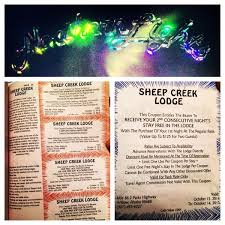 northern lights coupon book sheep creek lodge on twitter we re in the ak northern lights
