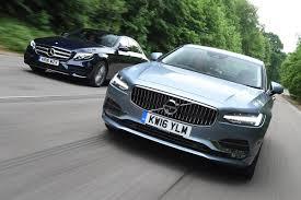 jaguar xf czy lexus gs volvo s90 vs mercedes e class auto express
