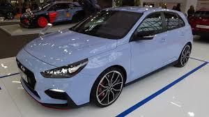 2018 hyundai i30 n performance 2 0 t gdi 275 exterior and