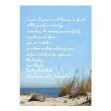beach wedding invitations with rsvp cards best images