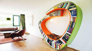 creative bookshelf design images about creative bookshelves