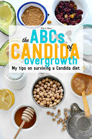 the abcs of candida fork and beans