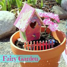 35 fairy garden ideas in a pot