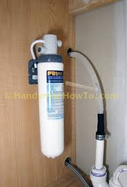 Sink Filtered Water Faucet How To Install An Instant Water Dispenser Faucet And Water