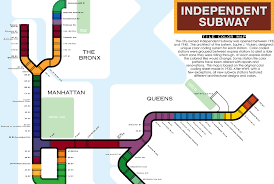 Nyc City Subway Map by This Map Explains The Historic Tile Color System Used In Nyc