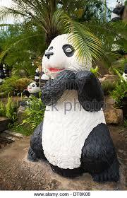 panda sculpture stock photos panda sculpture stock images alamy