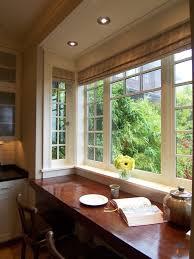Kitchen Bay Window Home Design Styles - Bay window kitchen table