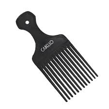 afro comb afro carbon comb comfortel