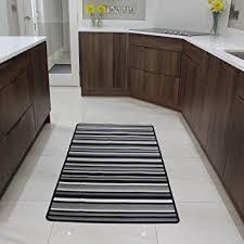 tapis de cuisine antidérapant lavable en machine bon marché à