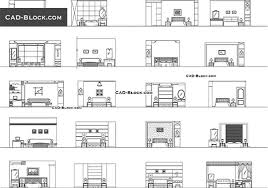Sofa Cad Block Elevation Auxiliary Furniture Cad Blocks Free Download