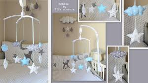 mobile chambre enfant enchanteur chambre bébé nuage avec liste de naissance ludelou mobile