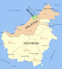 Google World Map With Country Names by East Malaysia Wikipedia