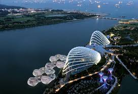 step inside singapore u0027s floating food market cutting edge plan to