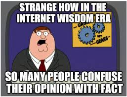 Fact Meme - daily meme opinion or fact