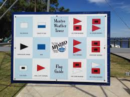 Gale Warning Flag Roanoke Marshes Lighthouse Trixie U0027s Tales